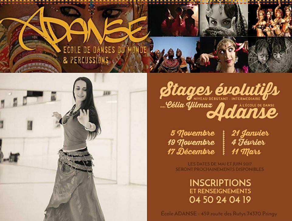 Adansé danse orientale