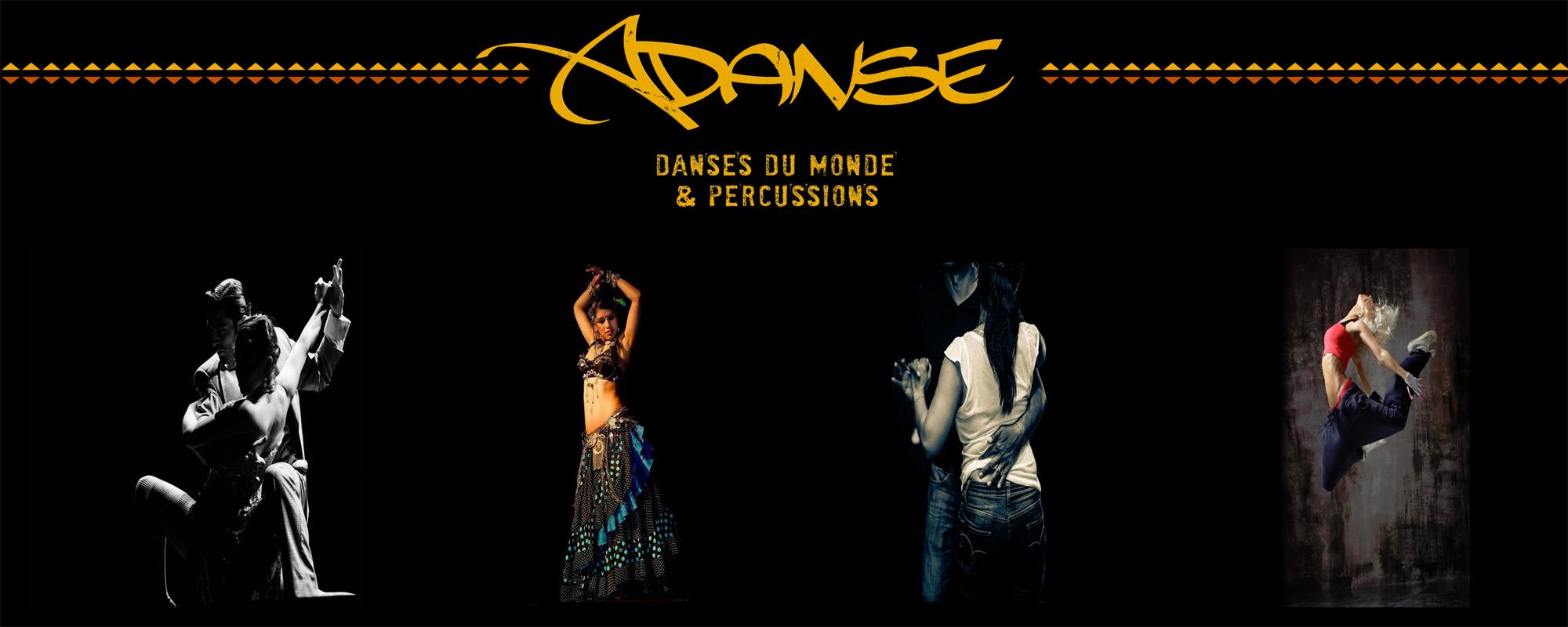 Adansé Annecy, école toutes danses