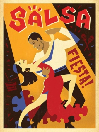 Soirée salsa annecy