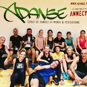 Grit Aurelie Adansé Annecy